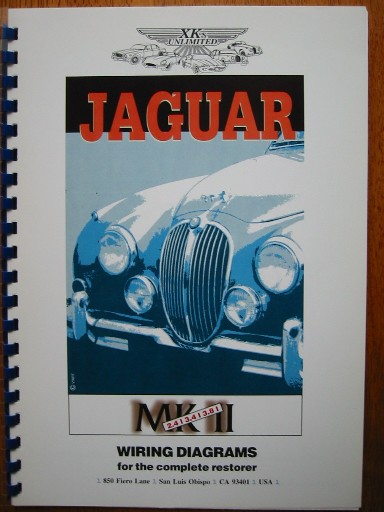 Jaguar Mk2 Restoration Project  Esikatselu